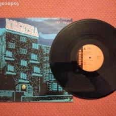 Discos de vinilo: BORGHESIA - NO HOPE NO FEAR PLAY IT AGAIN SAM RECORDS MADE IN BELGIUM. Lote 297112153