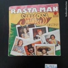 Discos de vinilo: RASTA MAN. Lote 297117123