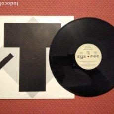 Discos de vinilo: TWO OF CHINA - LOS NIÑOS DEL PARQUE (NEW VOCAL VERSION) ZYX RECORDS MADE IN GERMANY. Lote 297117618