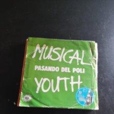 Discos de vinilo: MUSICAL YOUTH. Lote 297118048