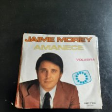 Discos de vinilo: JAIME MOREY. Lote 297118168