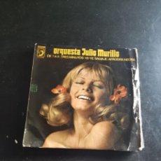 Discos de vinilo: ORQUESTA JULIO MARILLO. Lote 297118733