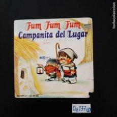 Discos de vinilo: FUM FUM FUM. Lote 297119728