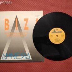 Discos de vinilo: AMNESIA - IBIZA BOY RECORDS MADE IN SPAIN. Lote 297120298