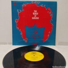 Discos de vinilo: DONOVAN - THE WORLD OF DONOVAN 1969 UK. Lote 297121983