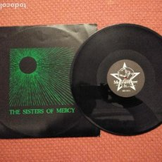Discos de vinilo: THE SISTERS OF MERCY - TEMPLE OF LOVE MERCIFUL RELEASE MADE IN UK. Lote 297122733