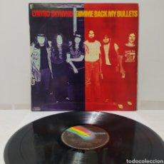Discos de vinilo: LYNYRD SKYNYRD - GIMME BACK MY BULLETS 1976 ED ESPAÑOLA. Lote 297122978