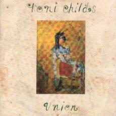 Discos de vinilo: TONI CHILDS - UNION / LP AM RECORDS DE 1988 / BUEN ESTADO RF-10751. Lote 297143748