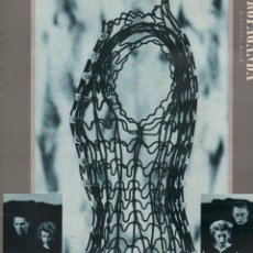 Discos de vinilo: PROPAGANDA - A SECRET WISH / LP ARIOLA DE 1985 / BUEN ESTADO RF-10755. Lote 297144488