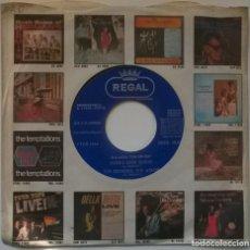 Discos de vinilo: BRUNO LOMAS. CODO CON CODO/ UN HOMBRE SIN AMOR/ ES MUY DIFÍCIL/ TU ME AÑORARÁS. EMI-REGAL SPAIN 1967. Lote 297151558