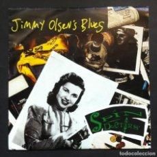 Discos de vinilo: SPIN DOCTORS - JIMMY OLSEN'S BLUES - SINGLE PROMO 1993 - EPIC. Lote 297157573