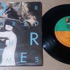 Discos de vinilo: ALANNAH MYLES / OUR WORLD OUR TIMES / SINGLE 7 PULGADAS. Lote 297157613