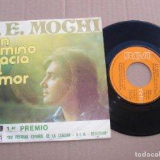 Discos de vinilo: DISCO SINGLE. Lote 297160188