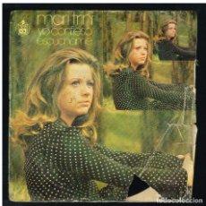 Discos de vinilo: MARI TRINI - YO CONFIESO / ESCUCHAME - SINGLE 1971. Lote 297174553