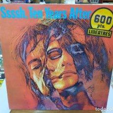 Discos de vinilo: TEN YEARS AFTER - SSSSH - LP. SELLO CHRYSALIS 1981. Lote 297175463