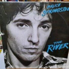 Discos de vinilo: BRUCE SPRINGSTEEN - THE RIVER - DOBLE LP. SELLO CBS 1280. Lote 297178583