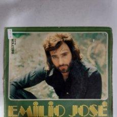Discos de vinilo: MV400 EMILIO JOSÉ MI BARCA - MINI VINILO DE SEGUNDAMANO. Lote 297236548