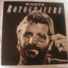 Discos de vinilo: RINGO'S - ROTOGRAVURE. Lote 297245528
