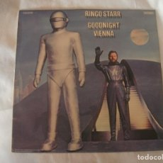Discos de vinilo: RINGO STARR - GOOD NIGHT VIENNA - LP. Lote 297247428