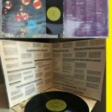 Discos de vinilo: DEEP PURPLE / WHO DO WE THINK WE ARE 73 - WOMAN FROM TOKYO - COMPLETA 1ª EDIC USA + INSERTO, EX. Lote 297254918