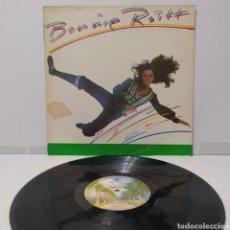 Discos de vinilo: BONNIE RATT - HOME PLATE 1975 ED USA. Lote 297256728