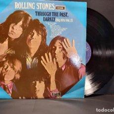 Discos de vinilo: THE ROLLING STONES (LP) THROUGH THE PAST DARKLY (BIG HITS VOL. 2) SKL 5019 SPAIN PEPETO. Lote 297261973