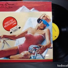 Discos de vinilo: ROLLING STONES LP MADE IN THE SHADE. MADE IN SPAIN. 1975 450201 1 CBS PEPETO. Lote 297266238