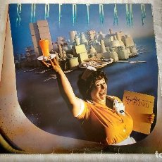 Discos de vinilo: SUPERTRAMP BREAKFAST IN AMERICA. Lote 297267338