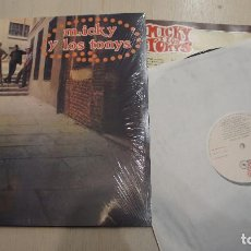 Discos de vinilo: MICKY Y LOS TONYS - LP REEDICION 180 G. Lote 297276483