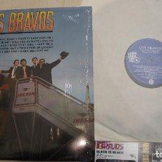 Discos de vinilo: LOS BRAVOS - REEDICION 180 G. Lote 297277778