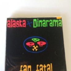 Discos de vinilo: ALASKA-DINARAMA. FAN FATAL.. Lote 297279643