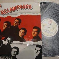 Discos de vinilo: LOS RELAMPAGOS - NIT DE LLAMPECS - 1986. Lote 297317238