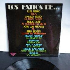 Discos de vinilo: LOS ÉXITOS DE...OLIMPO, 1977. Lote 297340883