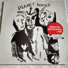 Discos de vinilo: BOB DYLAN - PLANET WAVES - CON THE BAND - VINILO. Lote 297343863