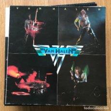 Discos de vinilo: VAN HALEN - VAN HALEN (1978) - LP WEA 1984. Lote 297347778