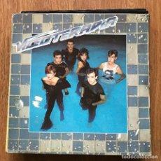 Discos de vinilo: VIDEO - VIDEOTERAPIA - LP ZAFIRO 1983. Lote 297352793