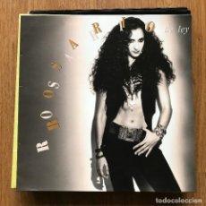 Discos de vinilo: ROSARIO - DE LEY - LP EPIC 1992. Lote 297353198
