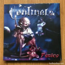 Discos de vinilo: CENTINELA - PÁNICO (2006) - LP CENTINELA 2021 NUEVO. Lote 297355273