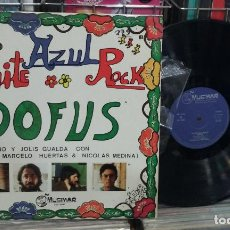 Discos de vinilo: DOFUS. SUITE AZUL ROCK. MUSIMAR 1979, REF. ZUL-1-8590 -- LP. Lote 297357468