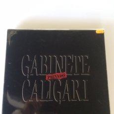 Discos de vinilo: GABINETE CALIGARI. PRIVADO.. Lote 297364523