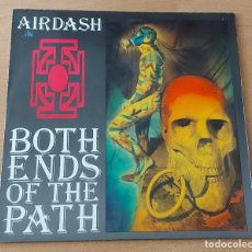Discos de vinilo: LP AIRDASH BOTH ENDS OF THE PATH BLACK MARK 1991 GERMANY. Lote 297369983