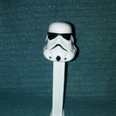 Dispensador Pez: DISPENSADOR PEZ SOLDADO IMPERIAL STAR WARS. Lote 98232307
