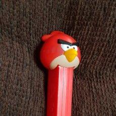 Dispensador Pez: DISPENSADORES PEZ DE COLECCIÓN ANGRY BIRDS. Lote 103211547