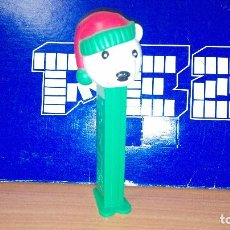 Dispensador Pez: DISPENSADOR DE CARAMELOS PEZ ( OSO ) USADO. Lote 109162067