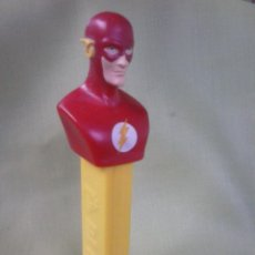 Dispensador Pez: DISPENSADOR CARAMELOS PEZ DE FLASH. Lote 109303043