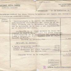 Documentos antiguos: SELESIANOS DEL TEMPLO DEL TIBIDABO. Lote 11172283