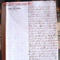 Documentos antiguos: CONCESIÓN DE LA CRUZ DE 3ª CLASE DEL MÉRITO MILITAR CON MOTIVO DE LA INFANTA Dª Mª DE LAS MERCEDES... Lote 11920726