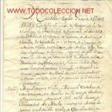 Documentos antiguos: 1797 NOBLE JUNTA Y COMUNIDAD ALTUBE (ÁLAVA) .. PIDEN QUE JUZGUEN A LOS VECINOS LEZAMA Y ASIOBIZA PO. Lote 21482863