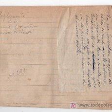 Documentos antiguos: REGLAMENTO DE LA SOCIEDAD COOPERATIVA UNION PORTUENSE. AÑO 1919. Lote 23320266