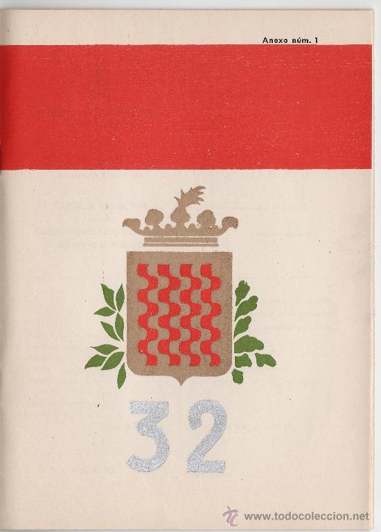Documentos antiguos: reglamento de taxis de tarragona año 1953 .- tgn - Foto 2 - 19814374